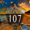 Jose Hdez - SUNSET AT THE HOTEL 107