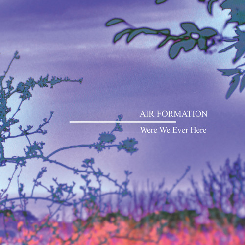 Air Formation - The Wasted Days