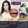 RINEL DAY BY DIE BLOU HOND 19 AUGUSTUS 2015 - Pretoria FM  advertensie