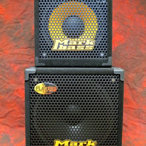 Markbass Mini CMD 121P & CMD JB Players School
