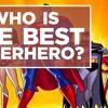 Top 5 Best Superhero Movies!