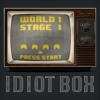 W1S1 76 - Idiot Box - Cheeseburger Backpack