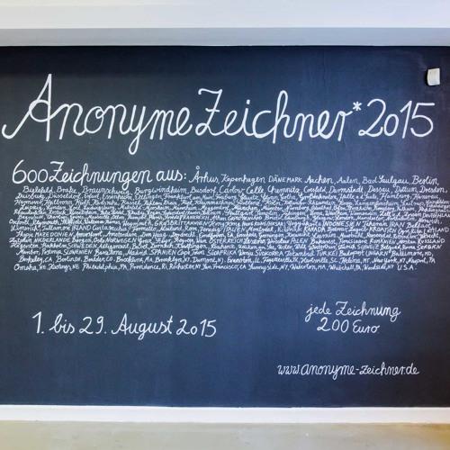AnonymeZeichner / Radio Paradiso 6. August 2015