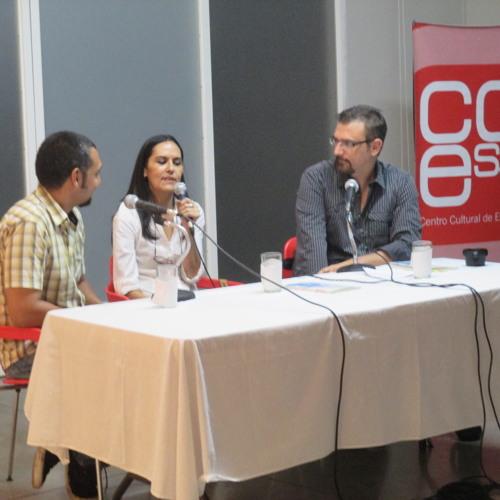 El Asesino Melancolico - Jacinta Escudos (conversatorio)