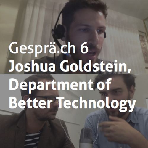 Folge 6: Department of Better Technology