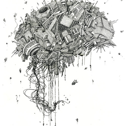 "Mon Démo "" Dreaming time "" - Magazine cover"