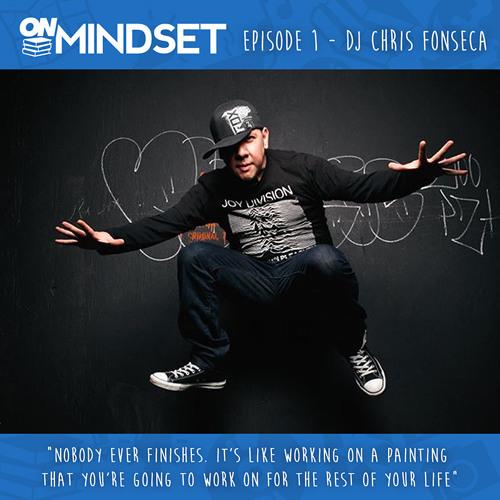 Ep.1 - DJ Chris Fonseca: Adversity, Passion and Radio Tours