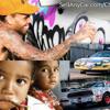 Chris Brown and SellAnyCar.com auction on Radio 1 Music on Demand Dubai