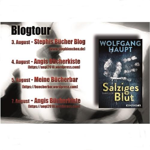 Angis Bücherkiste Podcast, Gast: Autor Wolfgang Haupt