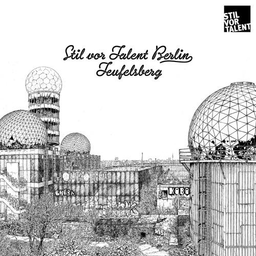 SVT155 – Stil vor Talent Berlin – Teufelsberg
