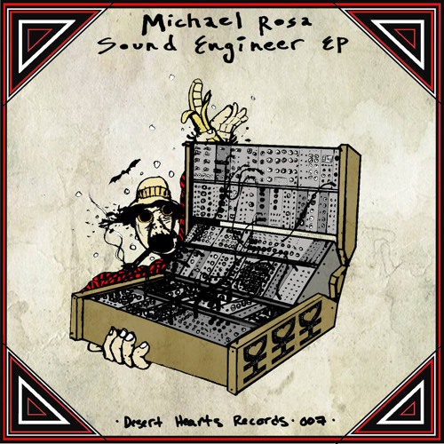 [DH007] Michael Rosa - Sound Engineer EP [FREE DOWNLOAD]