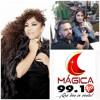 AMANDA MIGUEL en entrevista con Kiara y Luis Olavarrieta. 15 - 6-15