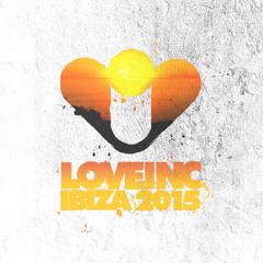 Love Inc Ibiza 2015 mixed by The Shapeshifters (Mixtape) [Love Inc]