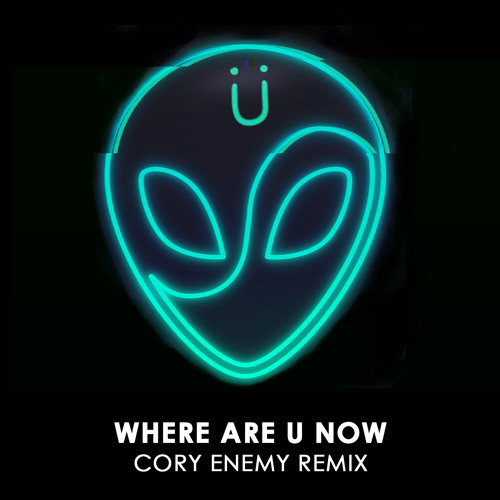 Jack Ü - Where Are Ü Now ft. Justin Bieber - Ember Island Cover (Cøry Enemy REmiX)