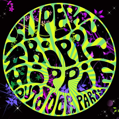 Ben Annand Live at Super Trippy Hippie Outdoor Party, CA 8/8/15
