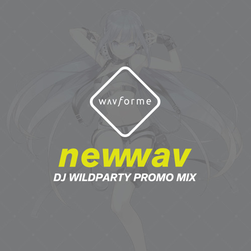 new wave DJ WILDPARTY PROMO MIX