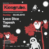 Tapesh at Kiesgrube - 02.08.2015 (Part1)