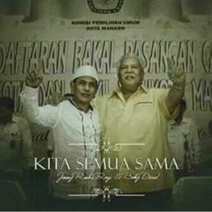 Lagu Partai Jimbo (Jimmy Rimba Rogi & Bobby Daud)For WalikotaManado