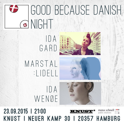Good because Danish Night - A Showcase For Danish Voices