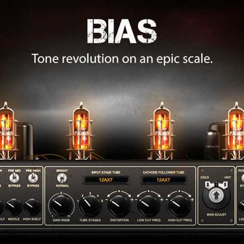 Positive Grid Bias Tone Test - Progressive Metal