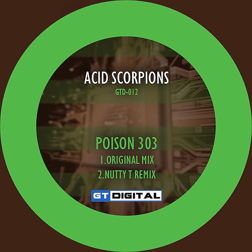 Acid Scorpions - Poison 303 [Preview]