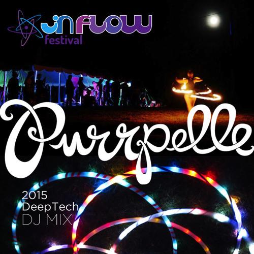 Purrpelle@ In Flow Festival 2015 DeepTech SundayNight (Live DJ Set)