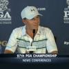 Filthy Jordan Spieth 2015 PGA Championship Press Conference