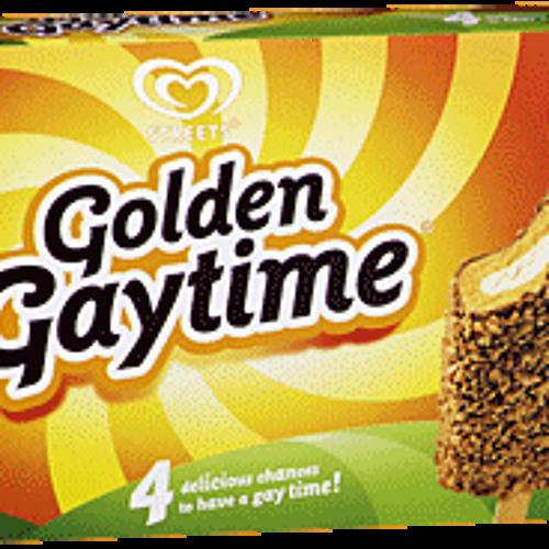 Justin interviews the Golden Gaytime inventor