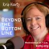 Beyond The Bottom Line: Guest Kat Voss Sip And Splatter