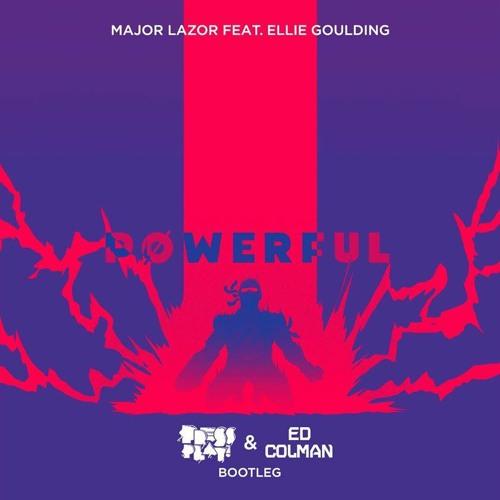 Powerful - Major Lazor Ft  Ellie Goulding - (Ed Colman