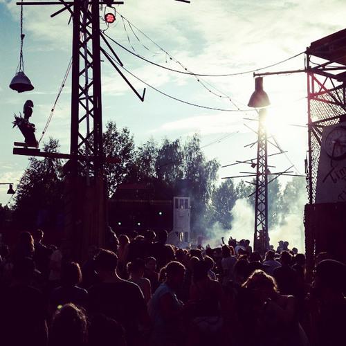 Job Jobse @ Sleepless Floor, Melt! Festival 2015