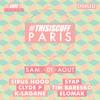 2015.08.01 - Sirus Hood B2B Clyde P B2B Tim Baresko  @ #THISISCUFF @ - Showcase, Paris, Fr