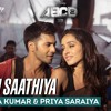 ABCD 2- Sun Saathiya by Priya Saraiya & Divya Kumar (Drums On Fire Mix)