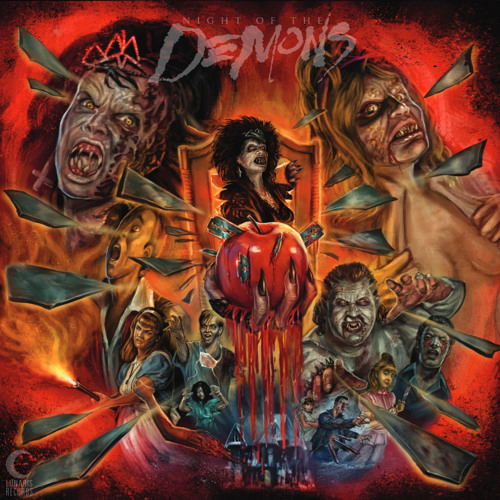 Night Of The Demons - OST By Dennis M Tenney