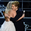 Lady Gaga - The Sound of Music Medley (Dame Julie Andrews, The Oscars Live Tribute)