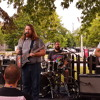 Me Like Bees - Naked Trees - Fox River House, Mile of Music, Appleton, WI 8-8-2015