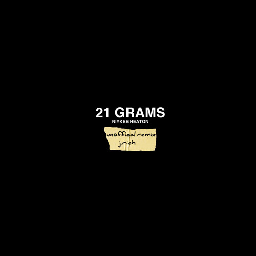 niykee heaton soundcloud Niykee Heaton 21 Grams Remix ft J Rich(prod. By Travis Margis) by  niykee heaton soundcloud