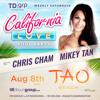 CHRIS CHAM LIVE @TAOBEACH LAS VEGAS AUG 8TH 2015