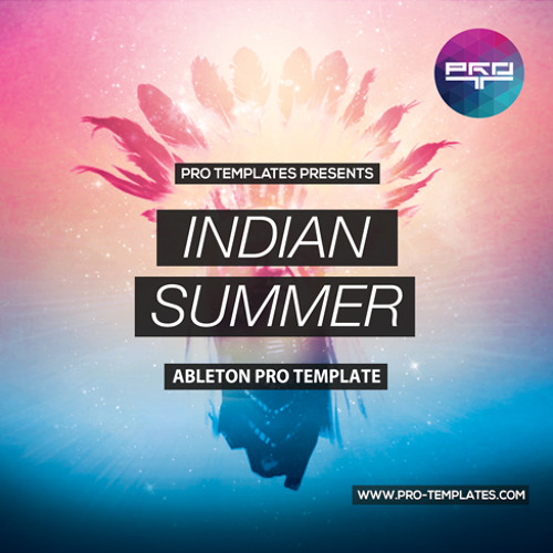 Indian Summer Ableton Pro Template