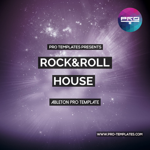 Rock&Roll House Ableton Pro Template