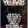 Let's Go Techno With Beni Wilde & Friends | Episode 15 - Marcel Minimal A.k.a. Sancho