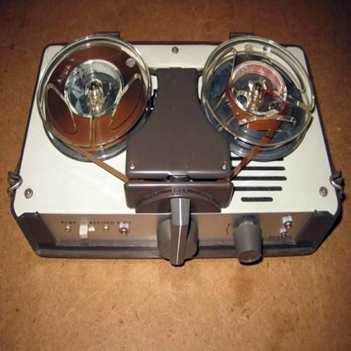 AIWA TP32A - original 1960 tape