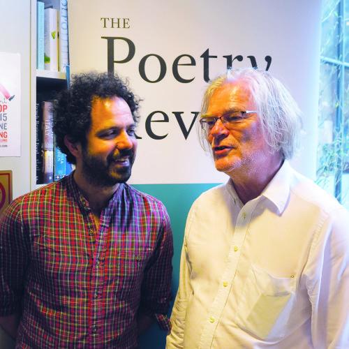 Zaffar Kunial talks to Maurice Riordan