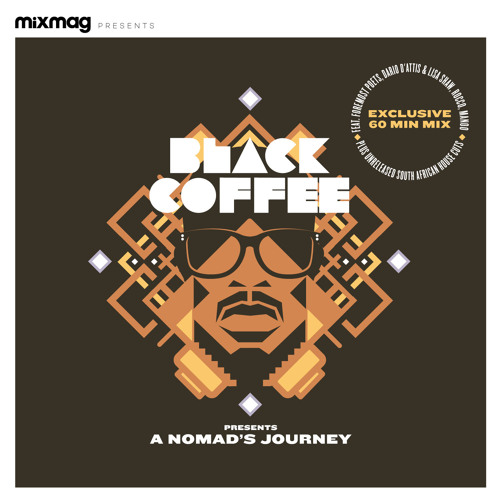 Cover mix: Black Coffee - A Nomad's Journey