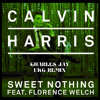 Calvin Harris Ft. Florence Welch - Sweet Nothing  ( Charles Jay Ukg Remix )
