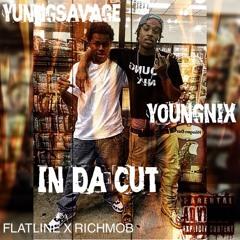 Yunng$avage x YoungNix x In Da Cut