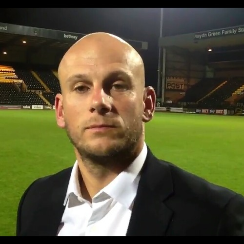 """""""I'm so proud of my players"""" - Adam Murray on derby win"""