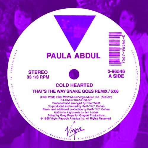 Paula abdul remix