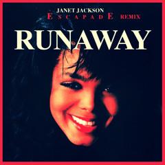 Janet Jackson - Runaway (Escapade '89 Remix)  @InitialTalk