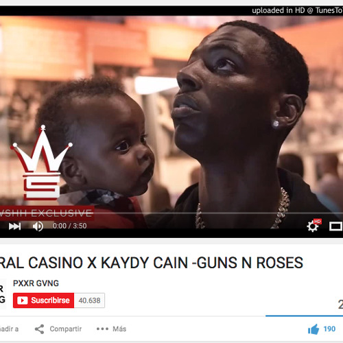 CORAL CASINO X KAYDY CAIN - GVNS N ROSES